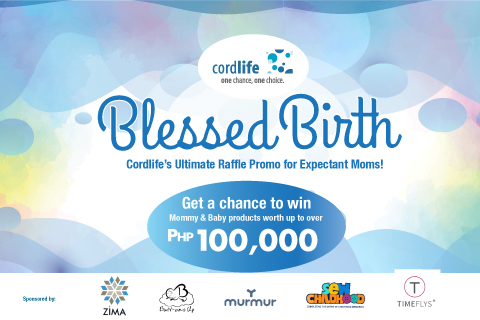 Blessed Birth Raffle Online Promo