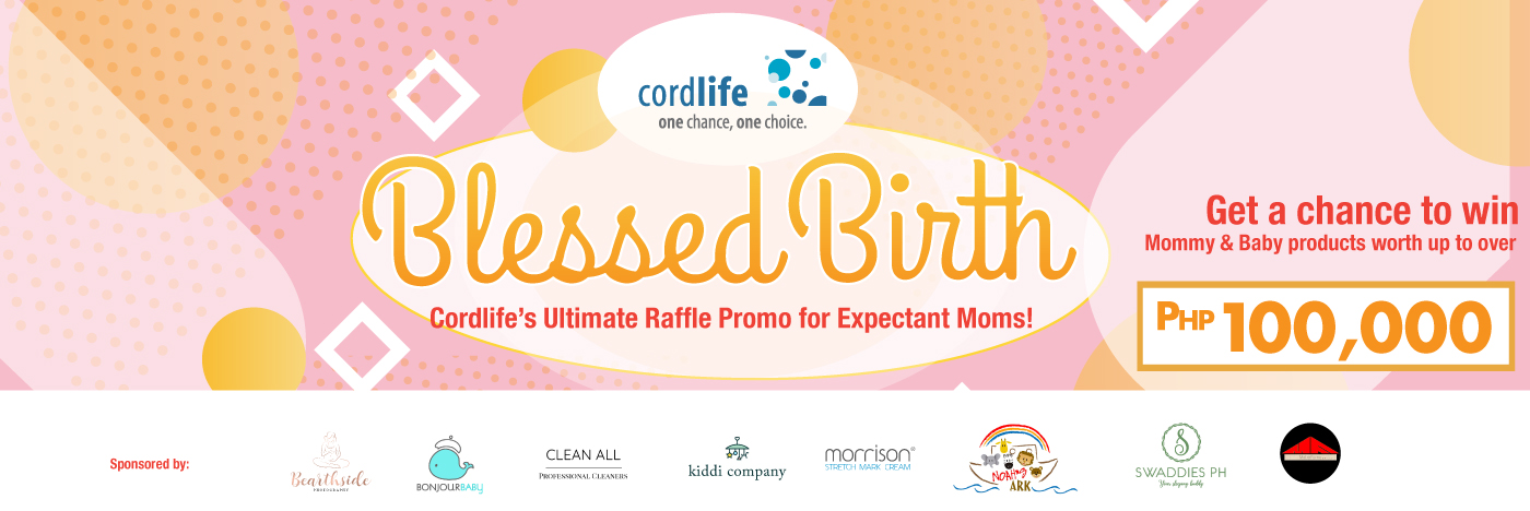 Blessed Birth Promo
